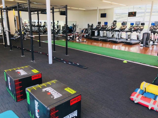 Penrith gym equipment