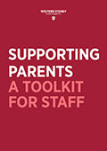 Supporting Parents - A Toolkit for Staff